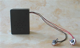 Self-Recordable 300 Second Sound Module